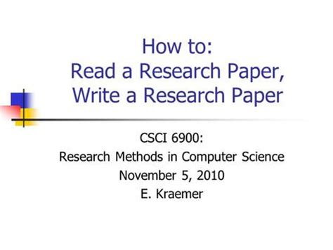 How To Write a Sociology Research Paper? - EduBirdiecom